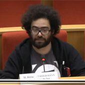 """Jérémie Zimmermann : audition """"Internet et terrorisme djihadiste"""" au Sénat"""