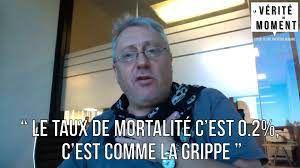 """""""Le variant Delta tue les vaccinés plus que les non-vaccinés, en Angleterre"""" Martin Zizi - 07/08/2021."""