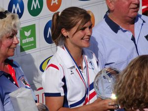 Championnat de France TàT féminin 2015