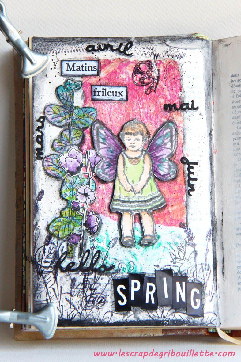 Hello Spring_DT Scrap&Co_Inspiration