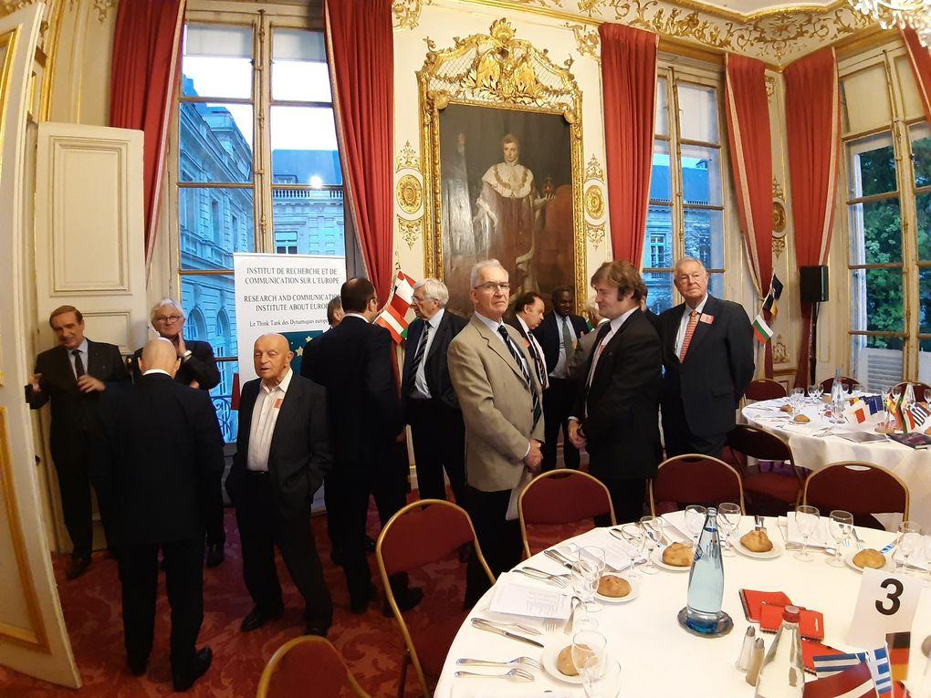 25 SEPT - LA GEOPOLITIQUE DU RAIL - JP LOUBINOUX - Directeur Général H. DE L'UIC