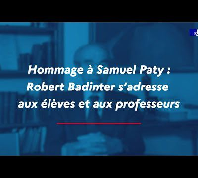 Hommage. Samuel Paty. Collège. Lycée. Octobre 2021.