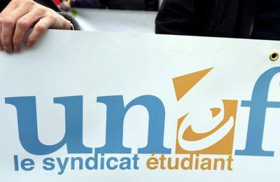 Derrière les attaques contre l'UNEF, une dérive autoritaire et antidémocratique qui doit cesser !