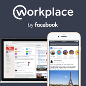 Le Facebook professionnel officiellement lancé : Voici Facebook WorkPlace - OOKAWA Corp.