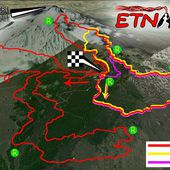 Etna Trail sul vulcano attivo più alto d'Europa