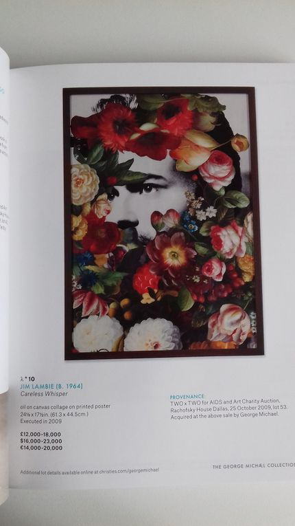 GEORGE MICHAEL CHRISTIES  * EXPOSITION - CATALOGUES - BRUNCH *