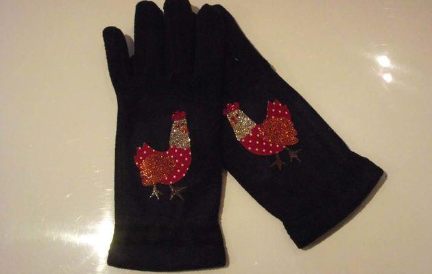 Customiser des gants