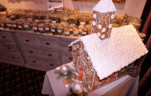 Décoration de Noel à Ottrott