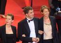 Clemence sur le tapis rouge de Cannes