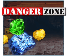machine a sous mobile Danger Zone logiciel Booming Games