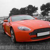 AC42 * Aston Martin V8 Vantage N400 Roadster - Palais-de-la-Voiture.com
