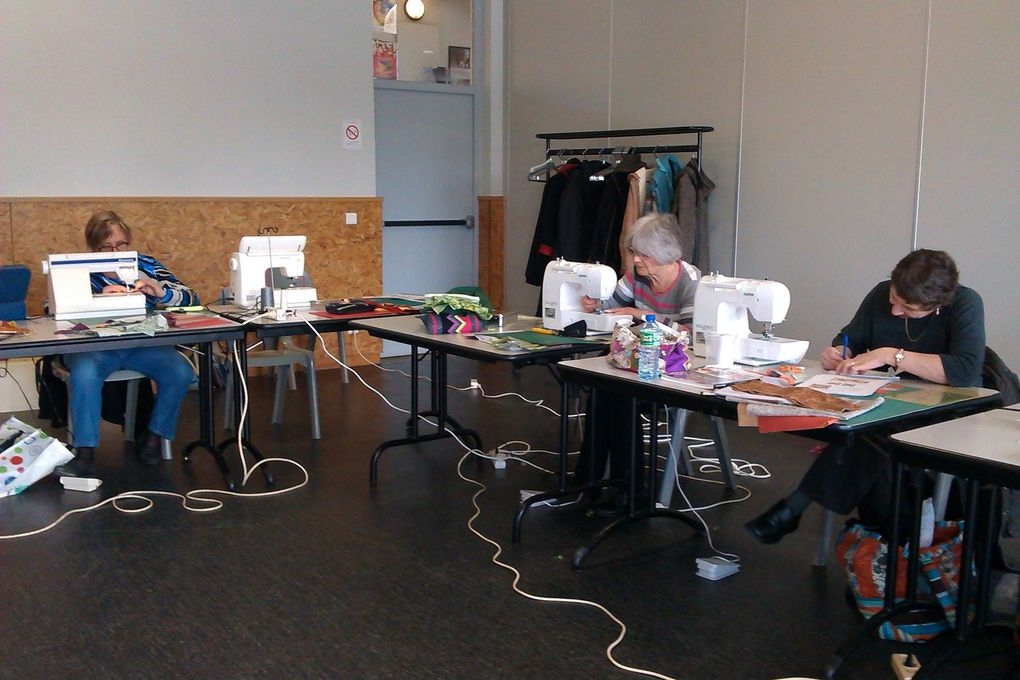 """atelier """"couture rapide"""""""