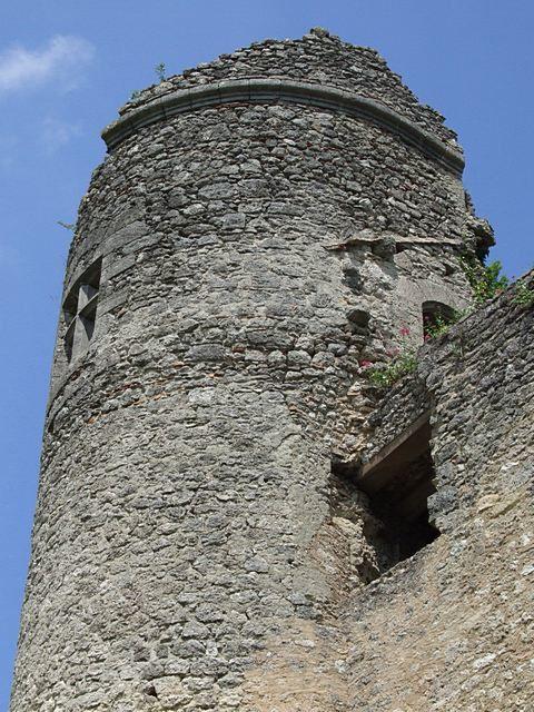 Diaporama château de Montaigu-le-Blin