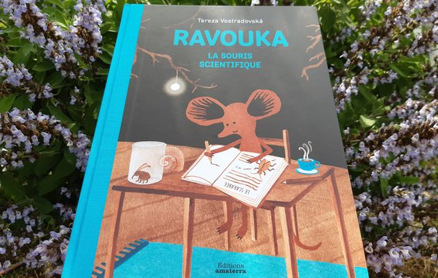 Ravouka, la souris scientifique