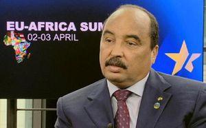 Même les président africains savent que la CPI c'est pour eux  Mohamed Ould Abdel Aziz