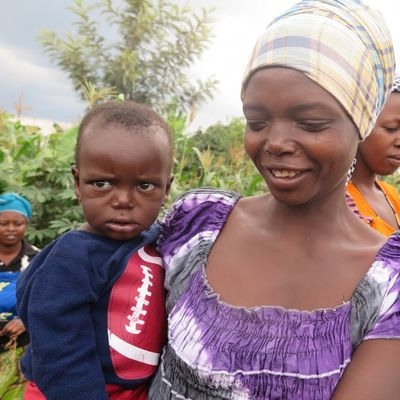Mothers Fight Malnutrition with Healthy Cooking Classes in Rwanda