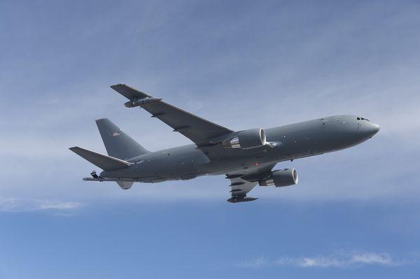 Photo : © Boeing - Vol d'essai du Pegasus.