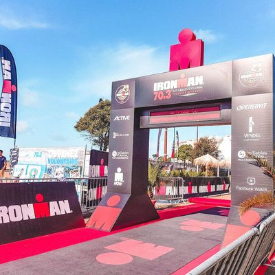 Ironman 70.3 Les Sables, nos stagiaires tous finishers