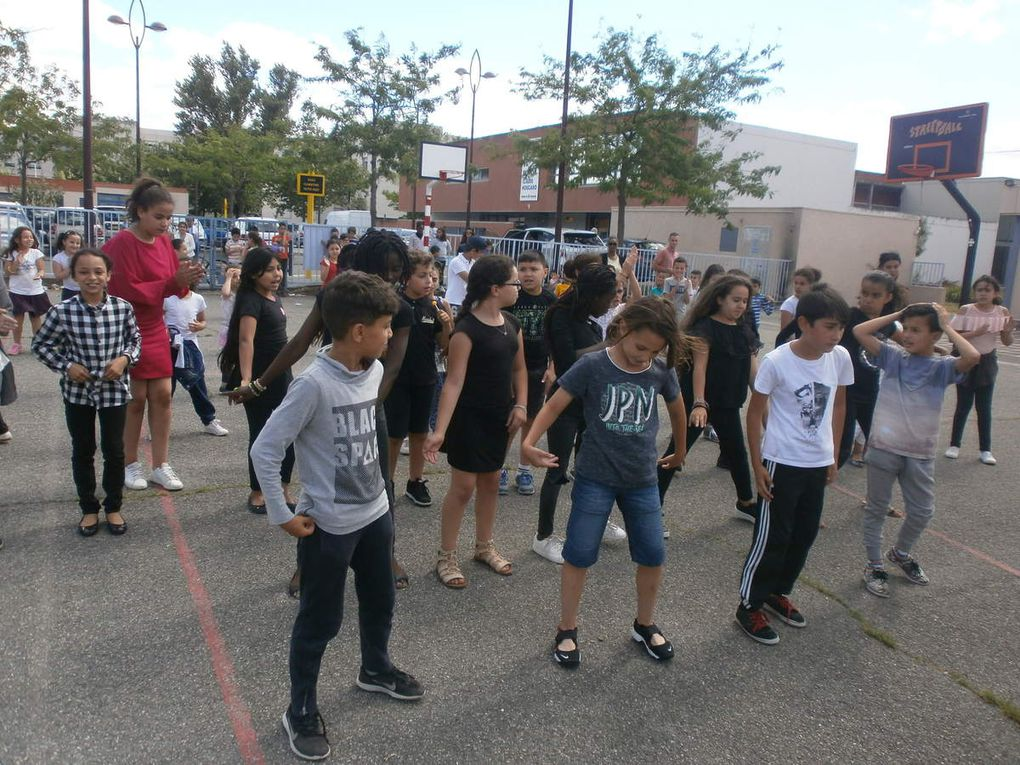 Semaine Festive : Flash Mob