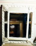 Restauration Miroir Napoléon III - lin
