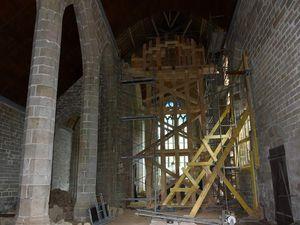 Le calvaire de la chapelle Saint-Germain