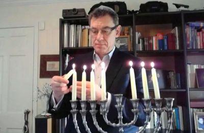 D'Israël-Abraham Bourla au PDG de Pfizer, Albert Bourla