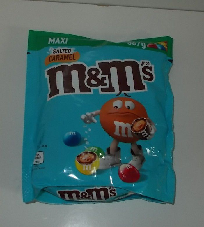 M&M's Salted Caramel Limited Edition Big Pack