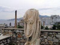 Site d'Eleusis - Elefsina - Zeus Olympus - Athènes