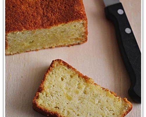 Gâteau à la pomme de terre (sans gluten)