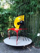 La MAC'A a consacré sa sortie du 27 août dernier à la découverte de la sculpture contemporaine.
