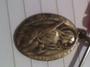 la medaille sainte appolonie