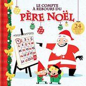 Le compte à rebours du Père Noël - Les lectures de Martine (et plus)