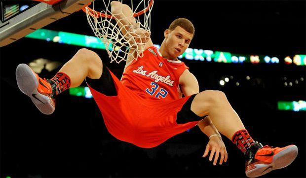 NBA: Blake Griffin ne pense pas qu'aux Lakers