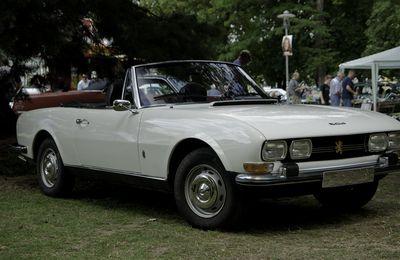 Voiture mythique : Peugeot 504 Coupé, le lion à robe italienne