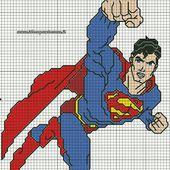 ♥Meus Gráficos De Ponto Cruz♥: Quadro dos Super-Heróis Vingadores em Ponto Cruz