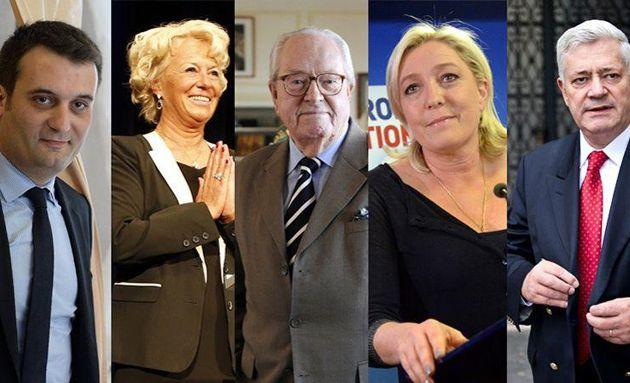 QUATRE « MILLIARDS » POUR LA FAMILLE & LE FRONT NATIONAL !!! C'EST TOUT ?
