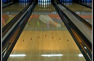 Scéance bowling et strike !