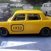 SIMCA 1000 ANNIVERSAIRE 70 ANS SOLIDO 1932 - 2002 1/43 - car-collector.net