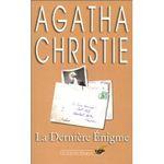A. Christie Sleeping Murder: la dernière énigme
