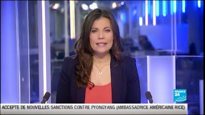 2013 03 06 - ELISABETH ALLAIN - FRANCE 24 - PARIS DIRECT @07H00