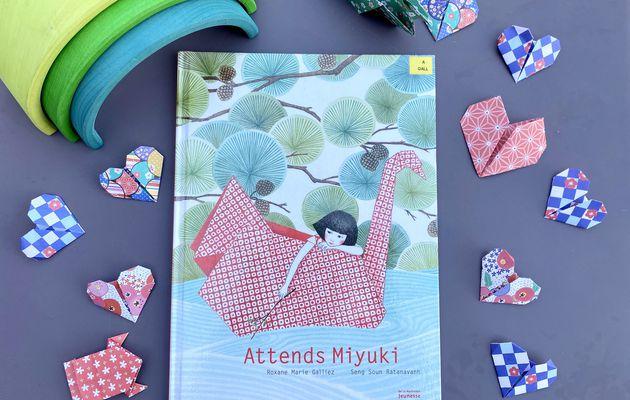 A la rencontre de la belle Miyuki! Un livre pour célébrer le printemps