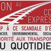 CDG EXPRESS Train bling-bling, c'est ni en 2024, ni en 2025 ! - Commun COMMUNE [le blog d'El Diablo]