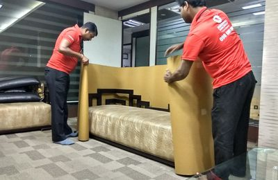 Measures To Be Taken While Moving Your Furniture