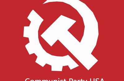 Déclaration de solidarité du Parti communiste des États-Unis avec le Parti communiste de Grèce en l'honneur de la défaite de Aube dorée devant les tribunaux grecs