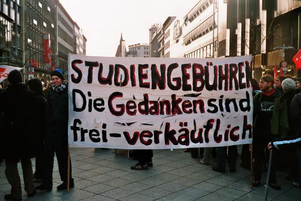Bildungsdemo Hannover