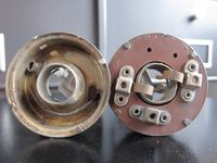 ANTIQUE HEADLIGHT SPARE PARTS FROM 1925