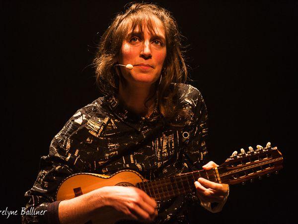 """Sarah Mc Coy et Lior Shovv à Canteleu- Festival """" Chants d'Elles """""""