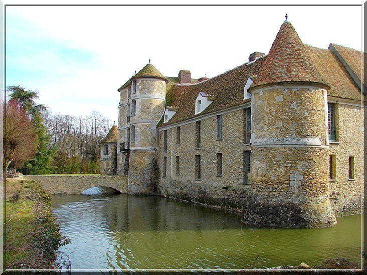 Diaporama château de Villiers le Mahieu