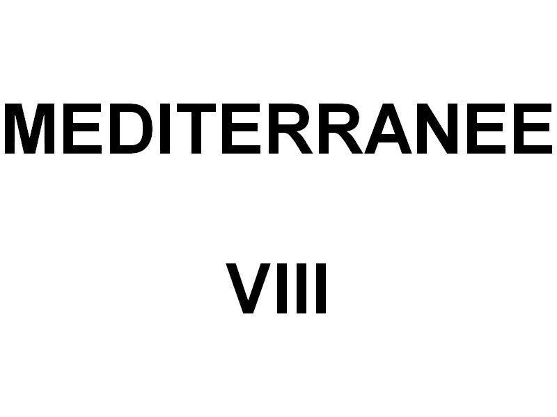 MEDITERRANEE  VIII , dans le port de l'ile de Porquerolles le 05 septembre 2018
