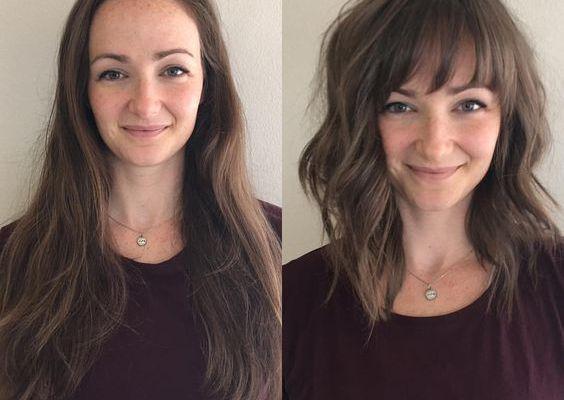 6 cambios de look increíbles  gracias a un corte de pelo